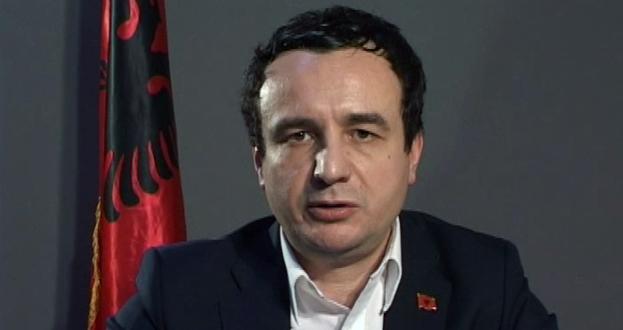 Kurti  mesazh liderëve shqiptarë në Maqedoni