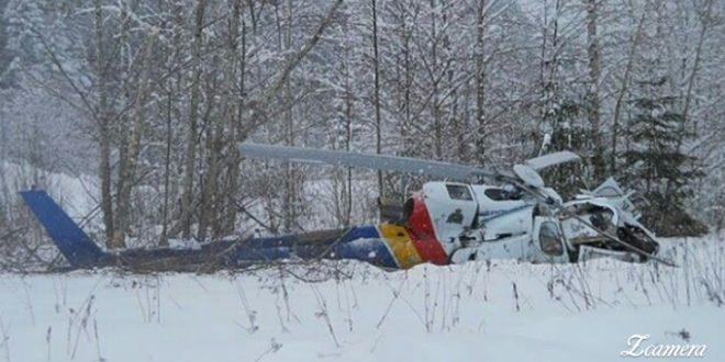 Itali  Rrëzohet një helikopter me gjashtë persona në bord