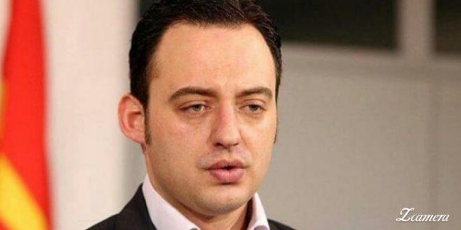 VMRO DPMNE  Hetimet e reja të PSP defokusim nga vendimi për tërheqjen nga  Puç  i